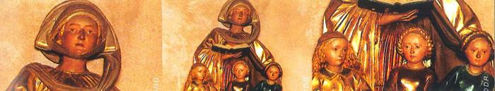 Sainte Sophie et ses trois filles