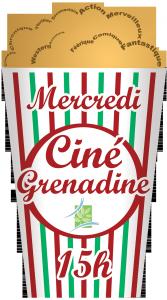 Ciné Grenadine @ Bibliothèque Jean Egen